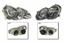 Mercedes R230 SL 2X Headlight Assembly Bi-Xenon Left Right OEM NEW