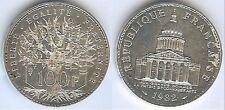 Monnaies françaises - 100 francs Panthéon 1982