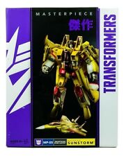 34Transformers Masterpiece MP 03 Sunstorm MP 11 Mold Mint in box TRU Recorded
