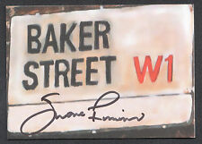 SHERLOCK HOLMES: THE LONG STORIES (Cult-Stuff) AUTOGRAPH CARD #SA1 SHANE RIMMER