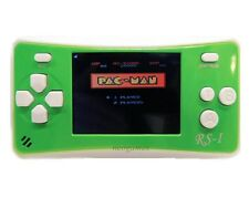 "8-Bit Retro 2.5"" LCD 162x Video Games Portable Handheld Console (GREEN) - NEW!"