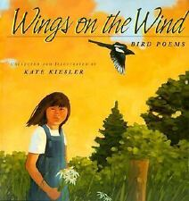 Wings on the Wind: Bird Poems-ExLibrary