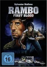 RAMBO, First Blood (Sylvester Stallone, Brian Dennehy) NEU+OVP