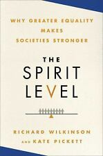 The Spirit Level: Why Greater Equality Makes Societies Stronger-ExLibrary