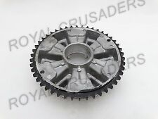 NEW REAR WHEEL MAIN CHAIN SPROCKET 46 TEETH COGS JAWA C2 PAREK (code2096)