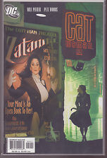 CATWOMAN #50 ADAM HUGHES COVER HOT GOTHAM CITY SIRENS MOVIE ZATANNA