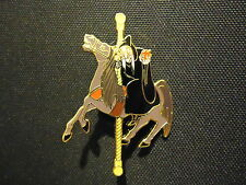 DISNEY AUCTIONS (P.I.N.S.) CAROUSEL HORSE OLD HAG SNOW WHITE PIN LE 1000
