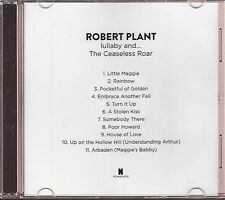 robert plant limited edition cd