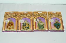 Harry Potter Collection of Four Uk released only Keychains Complete set