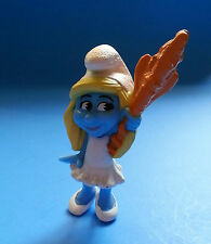 2013 The Smurfs 2 #2 SMURFETTE'S MAGIC WAND McDonald's OOP