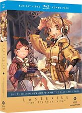 Last Exile . Fam The Silver Wing . Season 2 Part 1 . Anime . 2 DVD + 2 Blu-ray