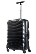 "New CHARCOAL Samsonite Black Label Firelite 20"" Spinner Luggage Curv Carry-on"