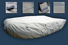 "INFLATABLE BOAT COVER DINGHY TENDER up to 10 ft  width up to 70""  C300"