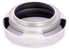 39mm Metal Lens Hood for LEICA Summicron 2/50mm ELMAR 1:2.8 f=5cm Summaron 35mm