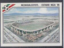 Panini - Mexico 86 World Cup - # 26 Nezahualcoyotl - Estadio Neza