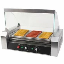 11 Roller Hot Dog Machine