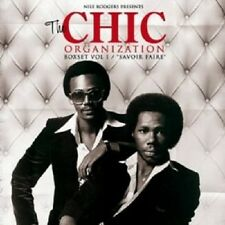 The Chic Organization-nile rodgers presents: the Chic Organization... 4 CD NEUF