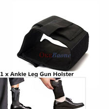 Concealed Carry Universal Right/Left Ankle Leg Gun Holster For LCP LC9 PF9 Small