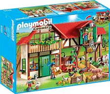 PLAYMOBIL 6120 NEW COUNTRY FARM HOUSE  2015  NEW / SEALED