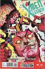 X-MEN LEGACY # 4 MARCH 2013