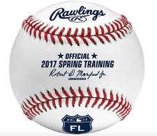 2017 SPRING TRAINING GAME BASEBALL RAWLINGS BOXED FLORIDA GRAPEFRUIT MLB LEAGUE