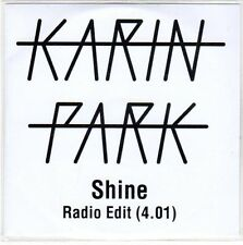 (EO394) Karin Park, Shine - DJ CD