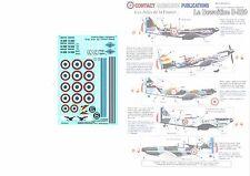 Transferts pour DEWOITINE D-520, Armée de l'Air - CONTACT RESINE 1/48 n° 48001
