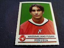 Figurina Calciatori Panini 2001/2002 Aggiornamento PERUGIA MASSIMILIANO FUSANI