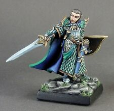 Elf Paladin Reaper Miniatures Dark Heaven Legends D&D RPG Paladin Fighter Melee