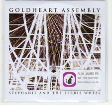 (EC224) Goldheart Assembly, Stephanie & The Ferris Wheel - DJ CD