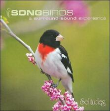 Songbirds Surround Sound Experience CD SACD Audiophile Solitudes 2007 NEW Sealed
