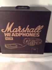 Marshall Major Pitch Black Headphones