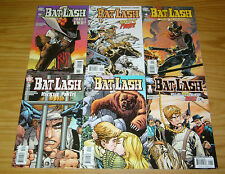 Bat Lash vol. 2 #1-6 VF/NM complete series - sergio aragones - western hero set