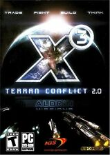 X3 Terran Conflict 2.0 (PC, 2008) Windows XP / Vista