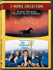 Horse Whisperer/Mr. Holland's Opus [2 Discs] (2008, DVD NEUF)