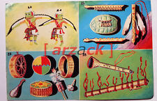 Album LONTANO WEST 2 DARDO 1963 - 4 figurine 25 26 27 28