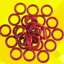 50pcs Silicone Connector O-Ring Seal Spares For Garden Hose Reel Nozzle 17mm