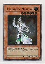 2005 Yu-Gi-Oh Cybernetic Revolution 1st Edition #CRV-16 Cybernetic Magician UTR