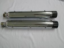Harley Davidson Mufflers, OEM off Screamin' Eagle Touring, 64900198/64900199