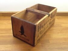 Ravenclaw : Hogwarts School Wooden Storage Box. Harry Potter books - dvd crate