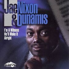 I'm a Witness He'll Make It Alright by Jae & Dunamis Nixon (Cassette)