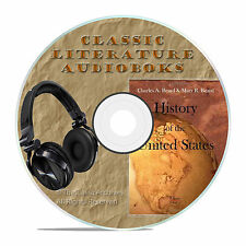 THE HISTORY OF THE UNITED STATES. BEARD, ON MP3 CLASSIC AUDIOBOOK LITERATURE-A51