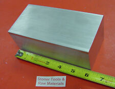 "2-1/2"" X 2-1/2"" ALUMINUM 6061 SQUARE SOLID FLAT BAR 6"" long Plate Mill Stock"