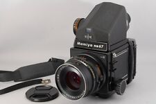 -Near Mint- Mamiya RB67 Pro S +Sekor C 90mm f3.8 CDS Prism finder from Japan 128