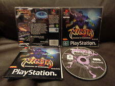 Ninja Shadow of darkness -  SONY PLAYSTATION PSONE PS1 PS2 PAL GAME