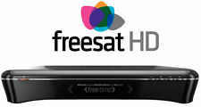 HUMAX hdr-1000s Freesat + HD Twin Tuner REGISTRATORE HDD 500 GB-PVR con FREETIME