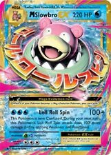 Pokemon TCG XY EVOLUTIONS : MEGA M SLOWBRO EX 27/108 - PRESALE