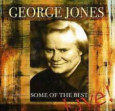 Some of the Best Live [George Jones] New CD