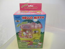 Hello Kitty Lets's Play Strawberry Ice-Cream Shop Playset