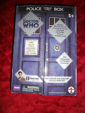 DOCTOR DR WHO POLICE PUBLIC CALL BOX 11th DOCTOR